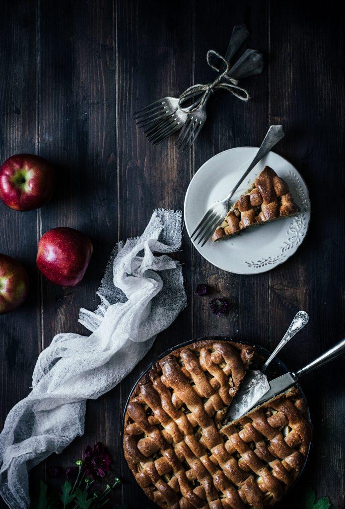 jablkový mrežovník
