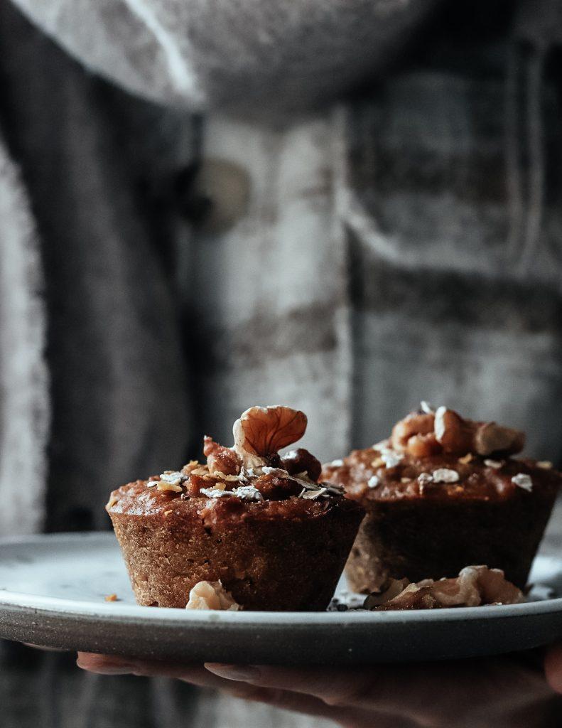 jablkovotekvicove muffiny